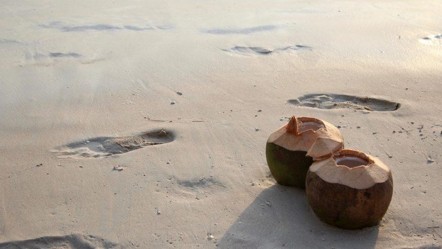 Gesunde Rezepte mit Kokoswasser verbessert!